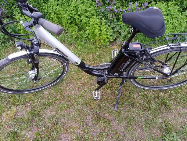 Rower elektryczny Cyco