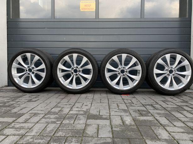 """Felgi 20 """" z oponami 5x120 BMW X5 x6 orginal jak nowe"""