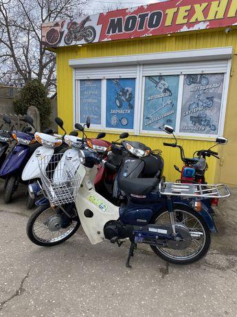 Honda super cub/скутер японский