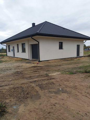 Dom wolnostojący Pichlice 110m2 Pompa ciepła + Fotowoltaika