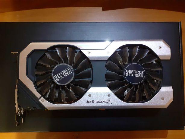 Видеокарта PALIT GeForce GTX 1060 6GB Jetstream