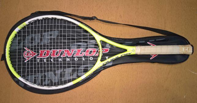 Продам теннисную ракетку Dunlop Tour Elite 265+ с чехлом (бу)