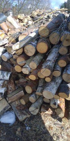 Drewno opałowe sosna,