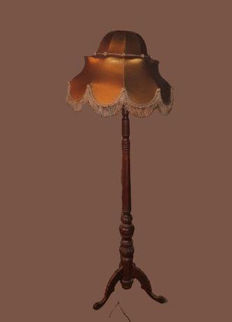 Lampa stojąca lata 80/90 te
