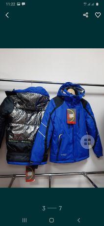 Детская куртка на мальчика 12;14