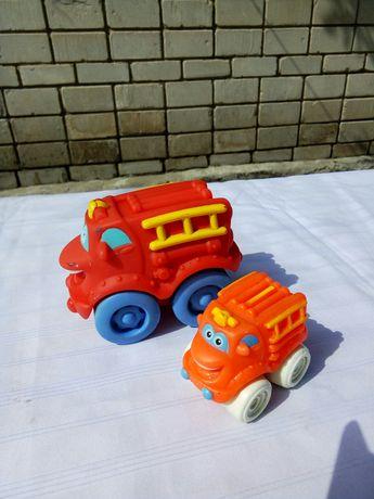 Машины резиновые детские(игрушки).