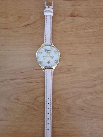 Zegarek w serduszka