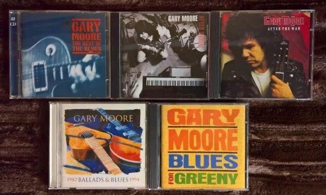 Gary Moore / The Jeff Healey Band (Musica CDs)