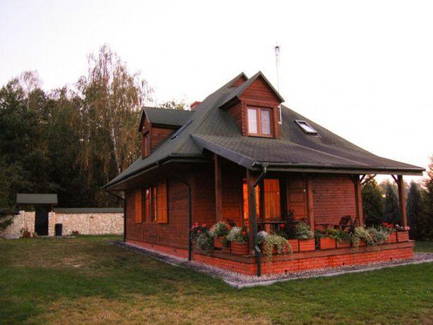 Dom z działką dla rodzin w Okunince Jezioro Białe