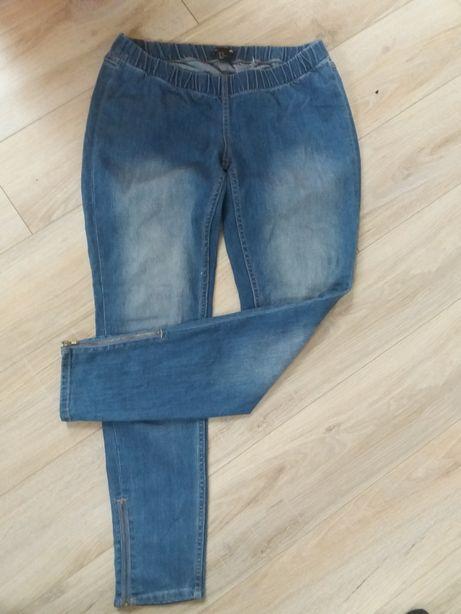 Spodnie-jeans ciążowe H&M mama rozmiar 40!