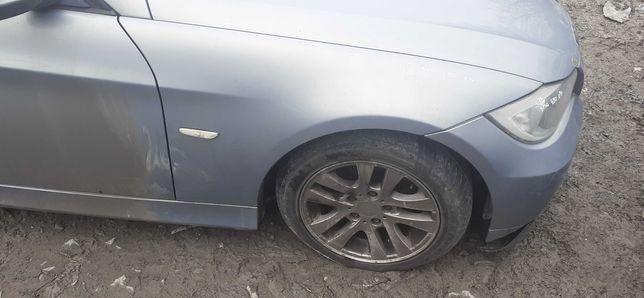 Błotnik Prawy Przedni Przód BMW 3 E90 05r-12r A34/