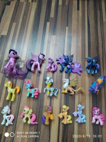Kucyki My little pony + pałac