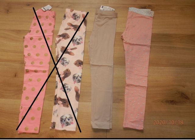 Ubranie dla dziewczynki rozm.122 cz2