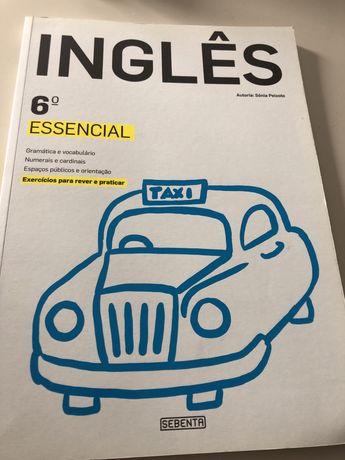 Livro de apoio Inglês 6ano