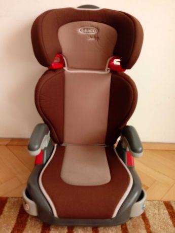 Fotelik samochodowy regulowany 15-36 kg Graco brązowy