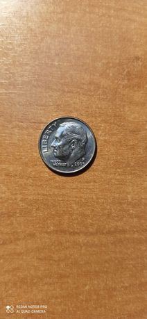 Moneta One Dime USA 2005 odwrotka