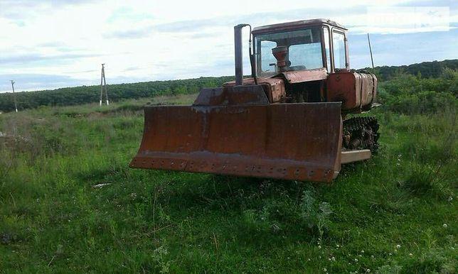 Запчастини до трактора дт75