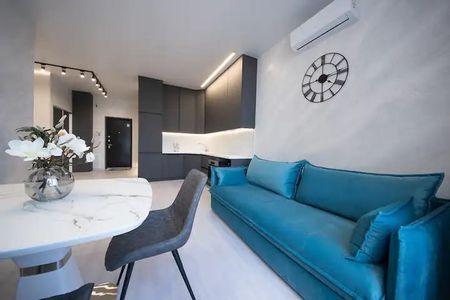 20 этаж,  VIP Квартира в Центре, ЖК «Tetris Hall»