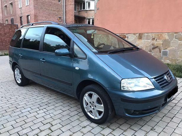 VW Sharan из Германии. Один владелец, родная краска