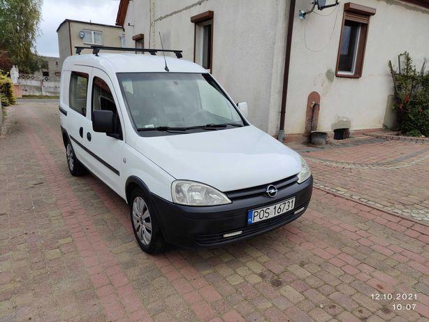 Opel Combo  1.7 CDTI ECOTEC 100KM 74kW
