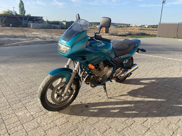 Yamaha xj 600 з дк