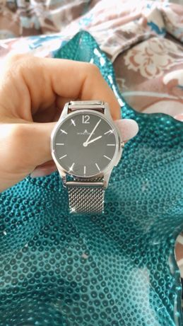 Часы Jacques Lemans (идеальное состояние,коробка,доки)