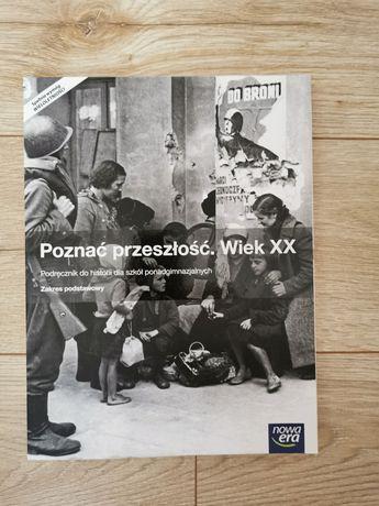 Nowy podręcznik do historii Poznać Przeszłość XX wiek, zakres podst.