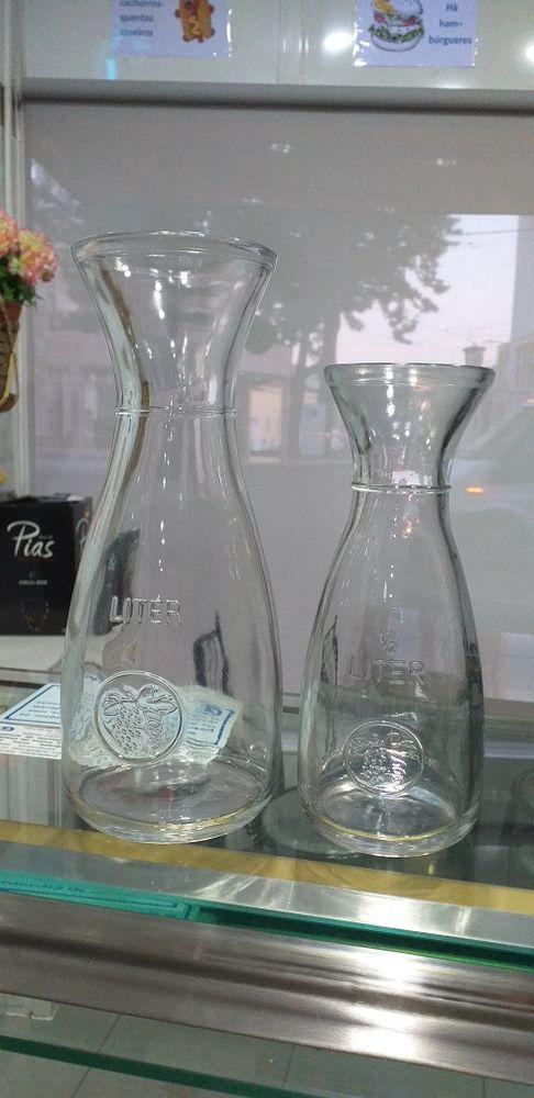 Vendo jarros para vinho Alcântara - imagem 1