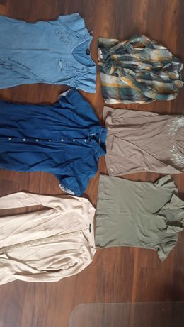 Bluzka koszula sweter cena za całość