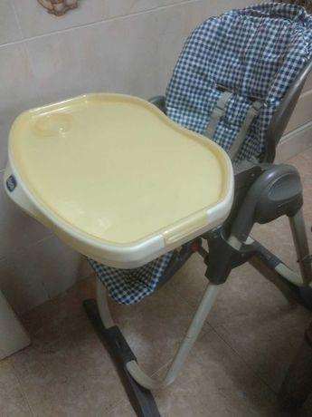 cadeira de refeição chicco polly