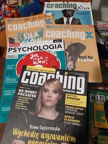 Czasopisma, psychologia choaching zestaw II
