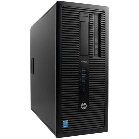 БУ Системный блок HP 600 G1 Intel® Core™ i5-4440 8GB RAM 240GB SSD