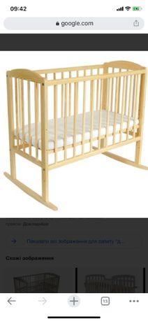 Дитяче ліжко для немовляти