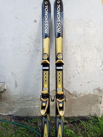 Narty Rossignol 140cm