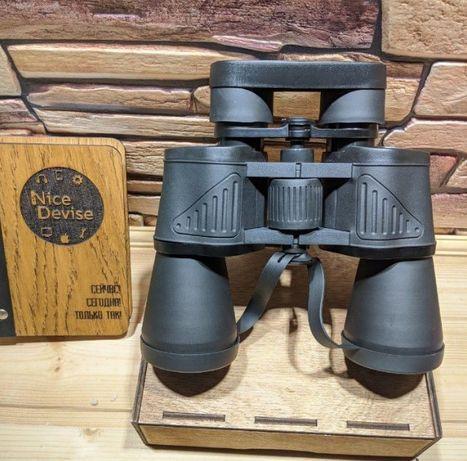 Мощный ударопрочный влагозащищённый бинокль Canon Pro 2 20x50 ОРИГИНАЛ