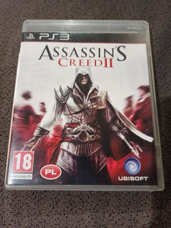 Gra Assassin's Creed II PS3