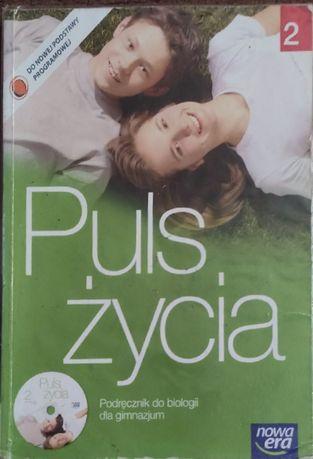 """""""Puls życia"""" część 2 podręcznik do biologii"""