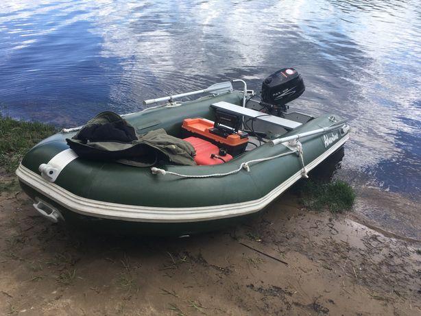 Лодка надувная Adventure m-330