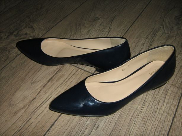 Buty czółenka damskie Wojas