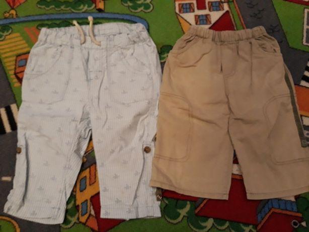 Spodnie 3/4 H&M 80/86