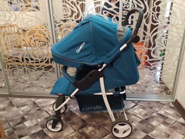 Прогулочная коляска Carrello Quattro