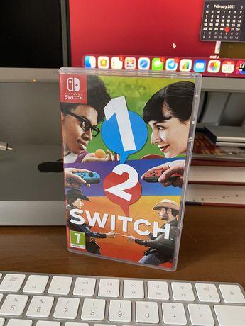 1 2 Switch Nintendo Switch gra