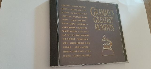 1 CD banda sonora Grammy's Greatest Moments