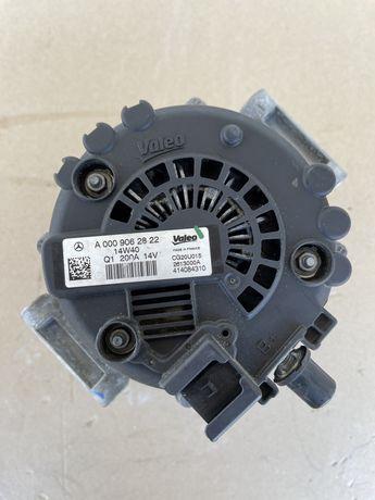 Alternator MERCEDES W205 OM651