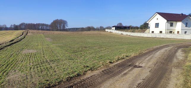 Działka budowlana 2600 m²