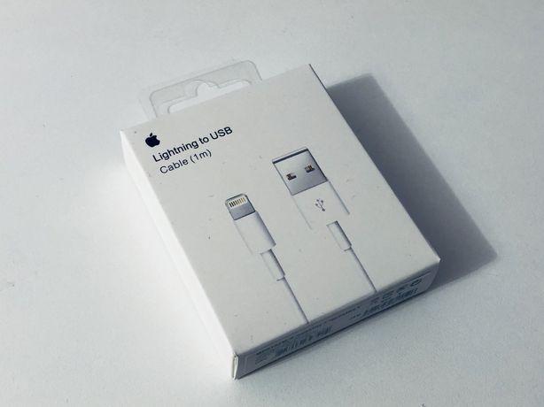 Oryginalny kabel LIGHTNING IPHONE 5 6 7 8 X 11 12 SE mini pro APPLE