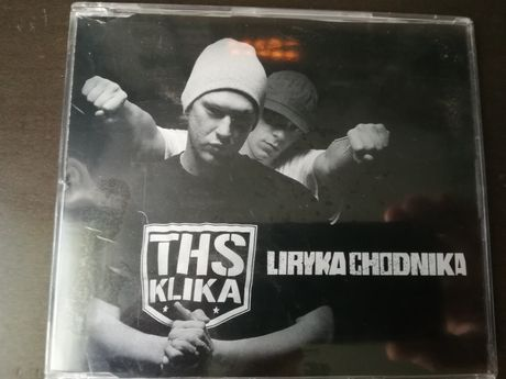 """THS KLIKA """"Liryka chodnika"""" CD"""