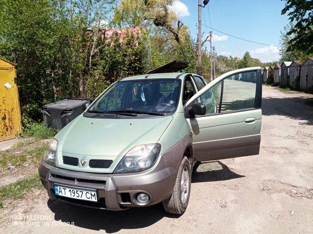 Продам позашляховик Renault Scenic RX4