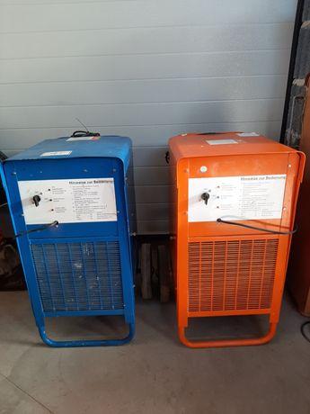 Profesjonalny osuszacz powietrza i wilgoci EBAC MK11