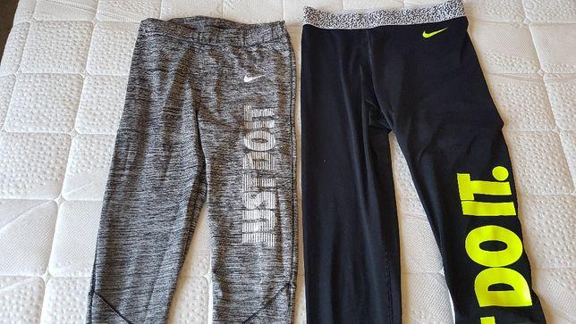 Getry, leginsy Nike r M, L